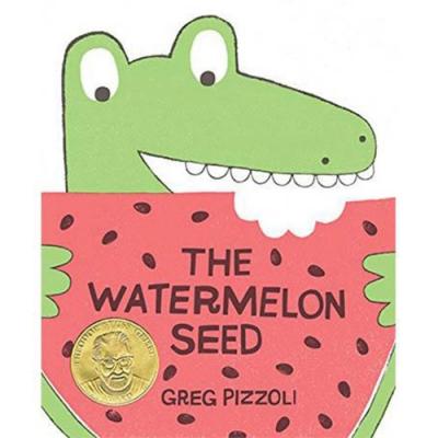 The Watermelon Seed 西瓜籽精裝繪本