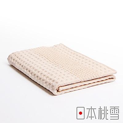 日本桃雪 今治鬆餅浴巾(蜂蜜鬆餅)