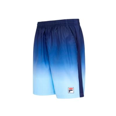 FILA 男短褲-丈青 1SHT-5015-NV