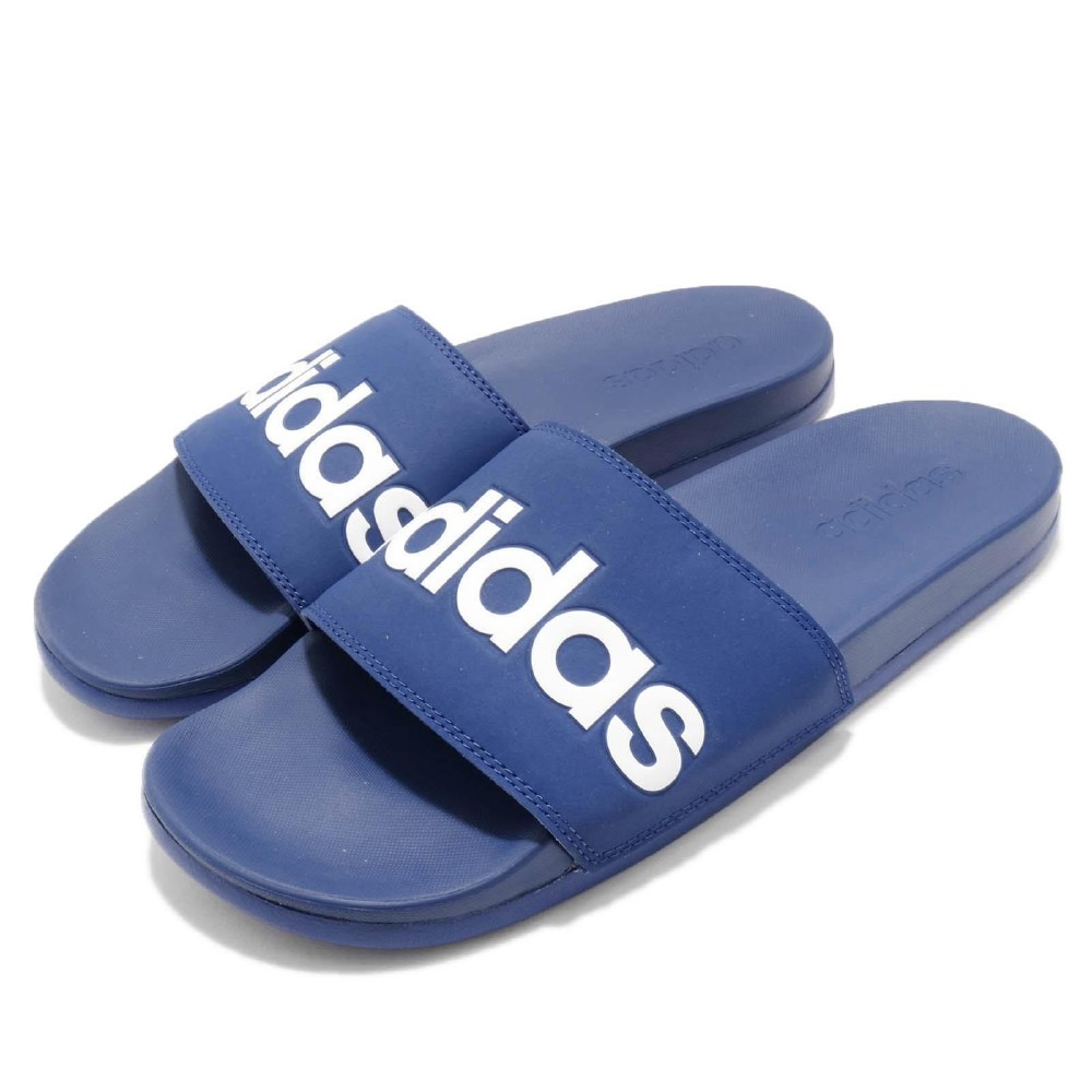adidas 涼拖鞋 Adilette Comfort 男鞋