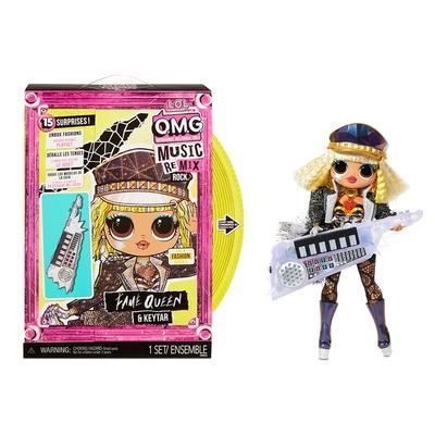 LOL 驚喜寶貝蛋 - OMG搖滾少女 Fame Queen and Keytar