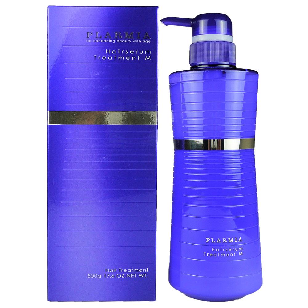 MILBON哥德式 璀璨系列(公司貨)藍鑽Oil護髮素M 500ML