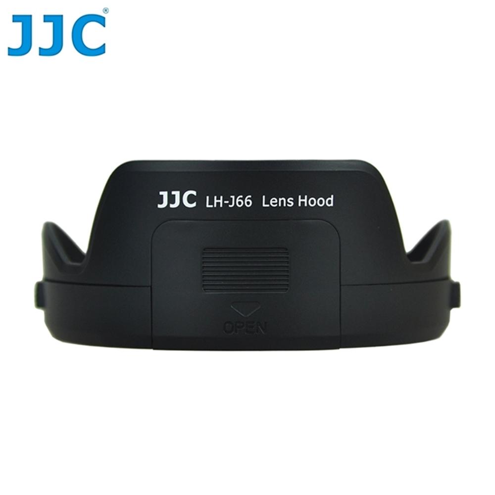 JJC副廠Olympus遮光罩LH-J66(相容奧林巴斯原廠LH-66遮光罩)適M.Zuiko Digital ED 12-40mm f/2.8