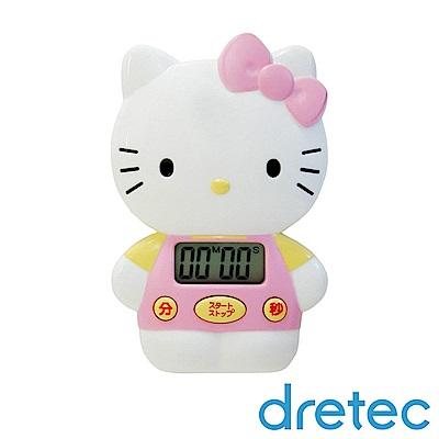 dretec Hello Kitty計時器