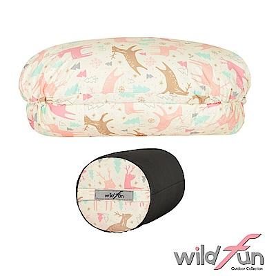 WildFun 野放可調式舒適頭枕 PA029 愛糜鹿