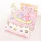 享夢城堡 單人床包涼被三件組-雙星仙子Little Twin Stars 月光童話-粉 product thumbnail 1