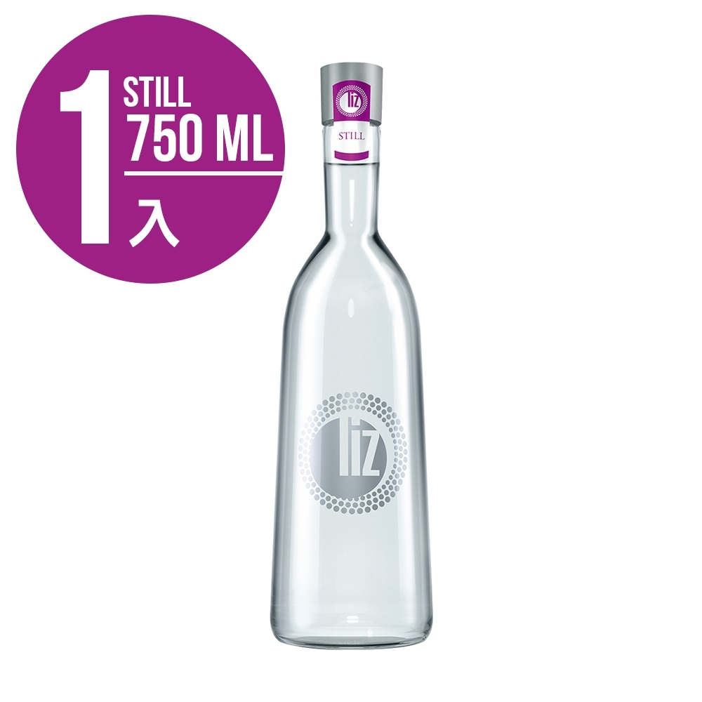 【Liz麗湜】德國天然礦泉水(750ml)