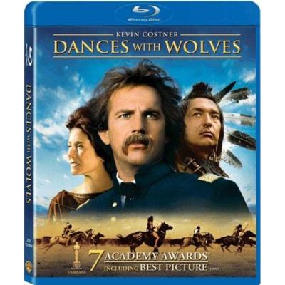 與狼共舞 Dances With Wolves 藍光 BD
