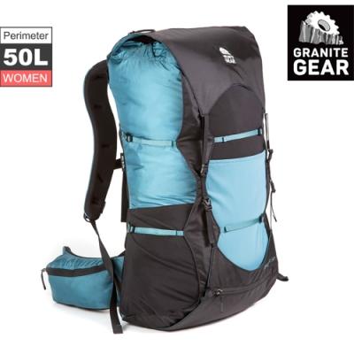 Granite Gear Perimeter 50 女用登山健行背包 / 藍 / 黑