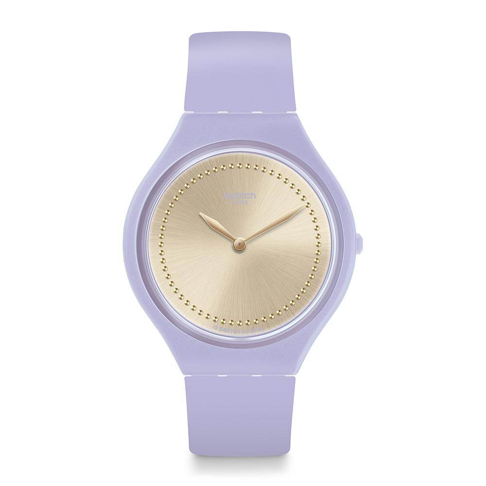 Swatch  SKIN超薄系列 SKINLAVANDE超薄粉紫