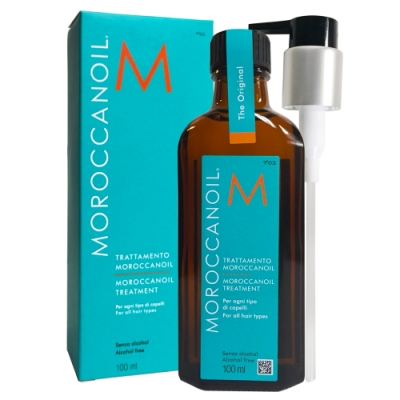 MOROCCANOIL 摩洛哥優油100ml