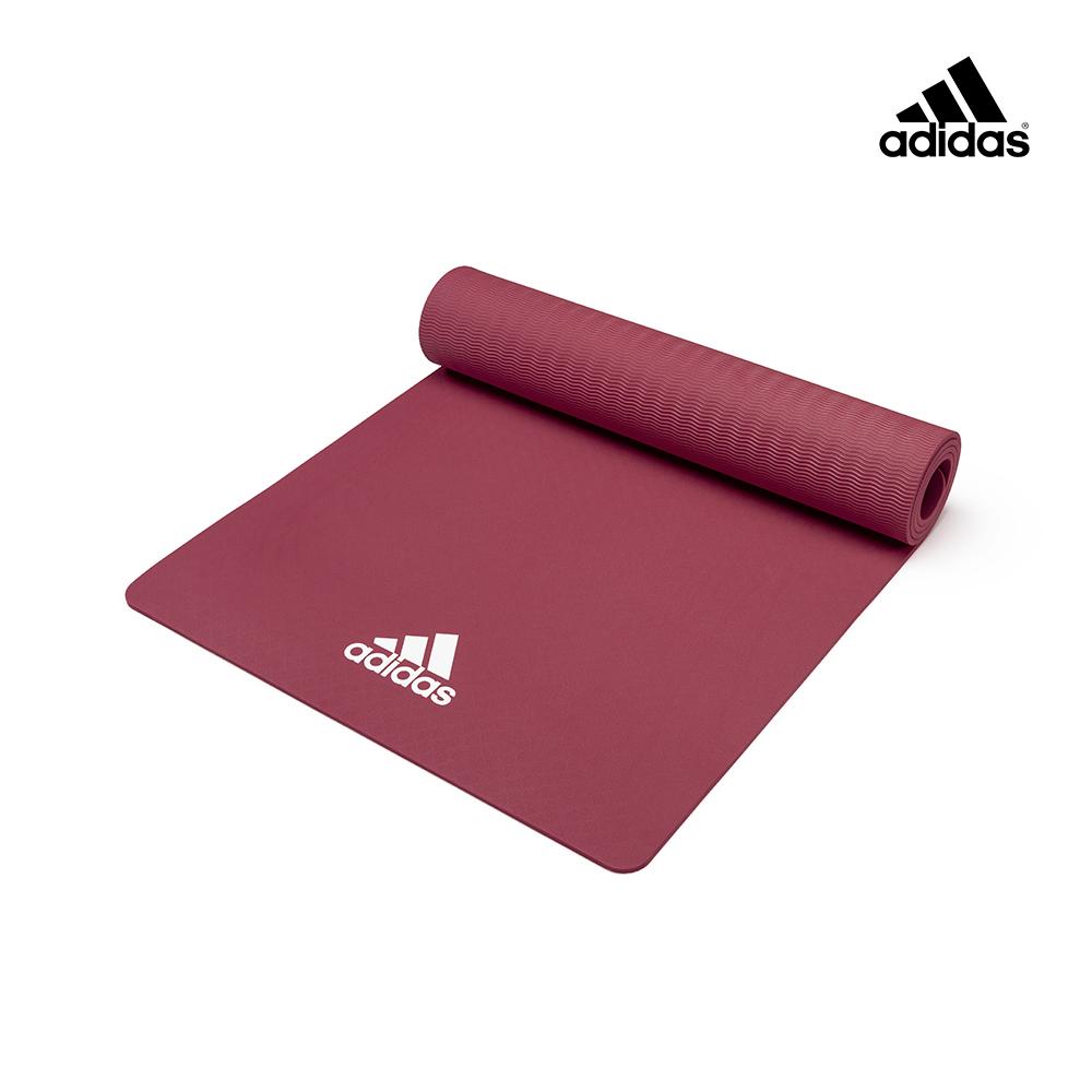 Adidas Yoga 輕量波紋瑜珈墊 - 8mm(共三色)
