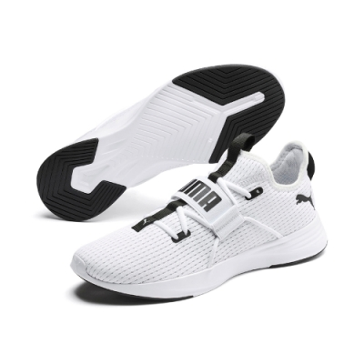 PUMA-Persist XT Breathe 男性訓練運動鞋-白色