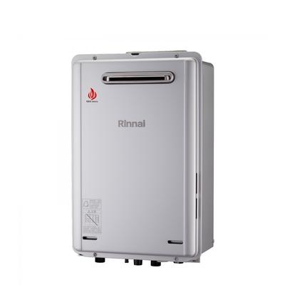 (全省安裝)林內24公升屋外強制排氣(與REU-E2426W-TR同款)熱水器天然氣(雲嘉以南)REU-E2426W-TR_NG2