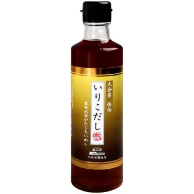 二反田醤油 大分小魚風味露(280ml)