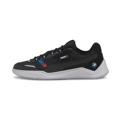 PUMA-BMW MMS DC Future 男女賽車運動鞋-黑色