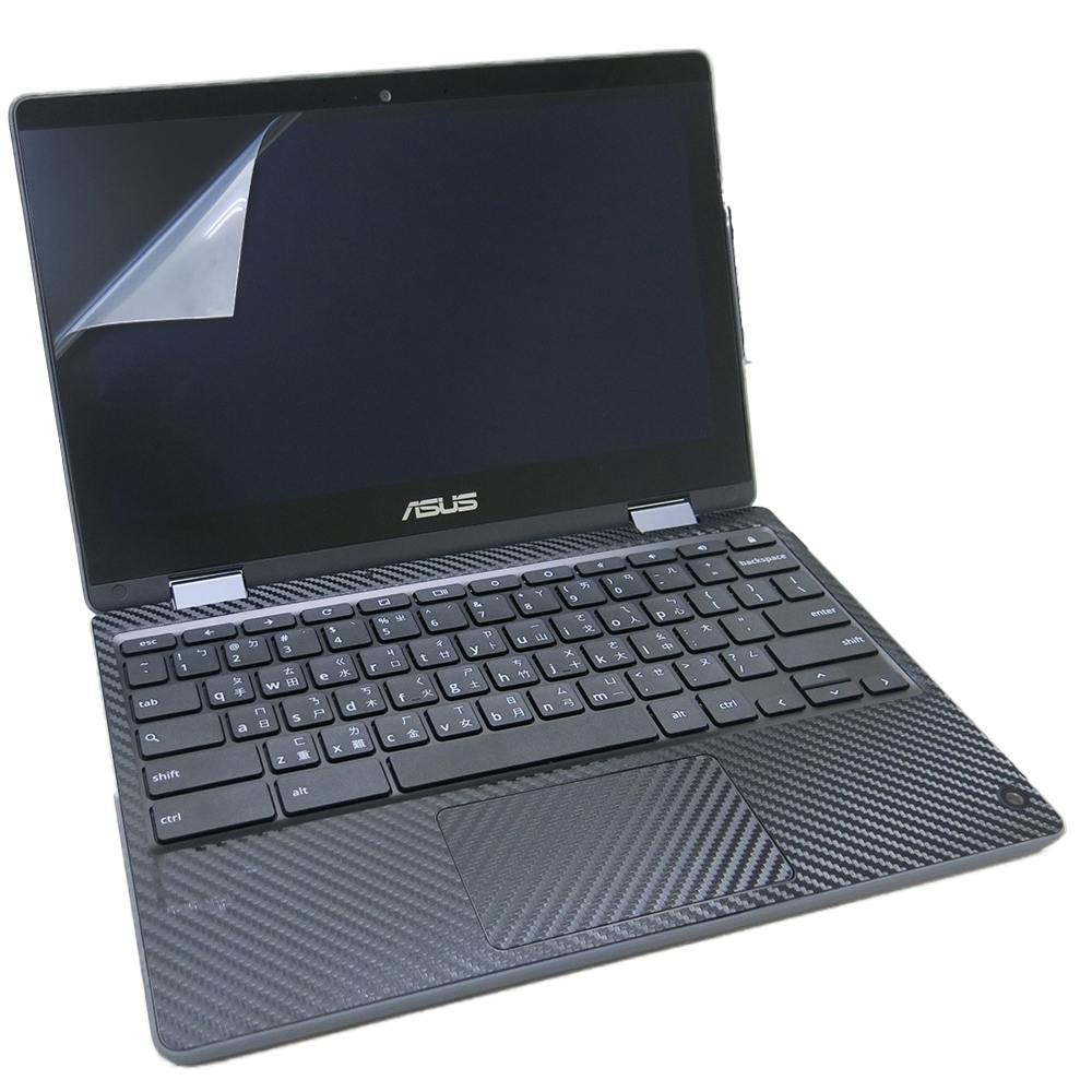 EZstick ASUS Chromebook C214MA 專用 筆電 螢幕保護貼