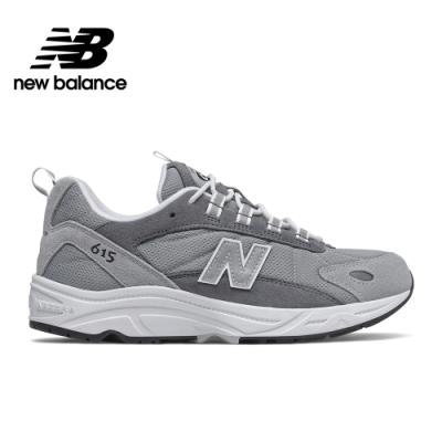 【YAHOO獨家】New Balance 復古鞋_中性_灰色_ML615KR-D楦