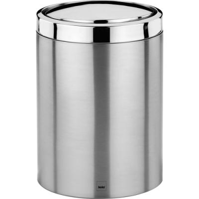 《KELA》Ano搖擺蓋垃圾桶(7L)