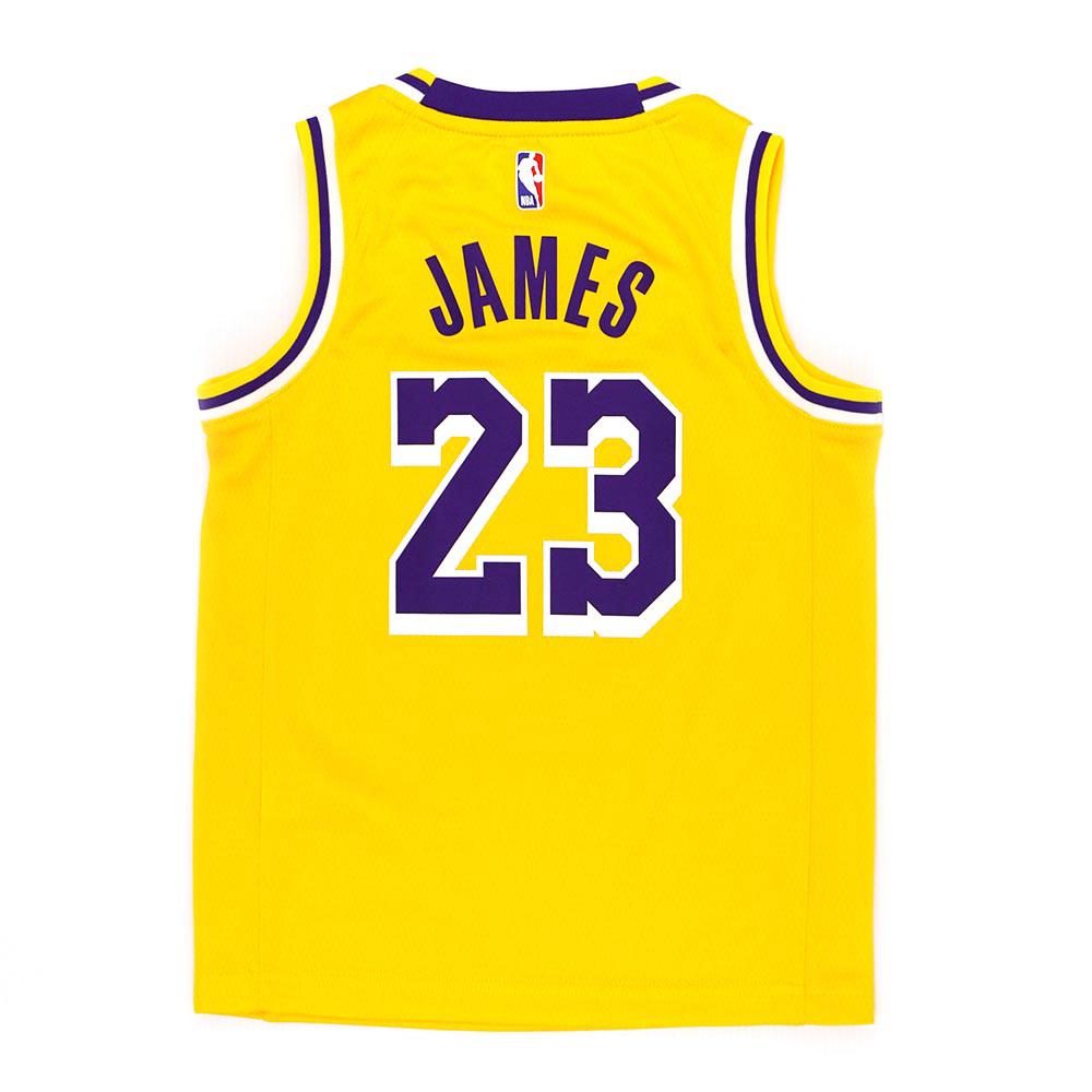NIKE 青少年球衣 湖人隊LeBron James @ Y!購物