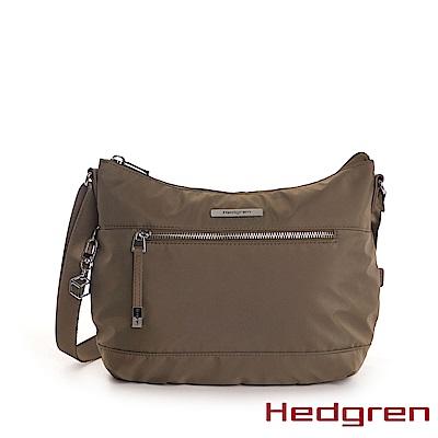 Hedgren 綠彎月側背包 - HAUR 01 M GLEAM