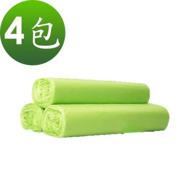金德恩 茶樹香精油SGS香氛清潔垃圾袋 x4包
