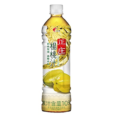 光泉 正庄楊桃汁(585mlx24入)