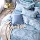 OLIVIA   Miranda 特大雙人床包歐式枕套三件組 天絲™萊賽爾 product thumbnail 1
