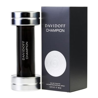 [時時樂限定]Davidoff 大衛杜夫 Champion 王者風範男性淡香水 90ml