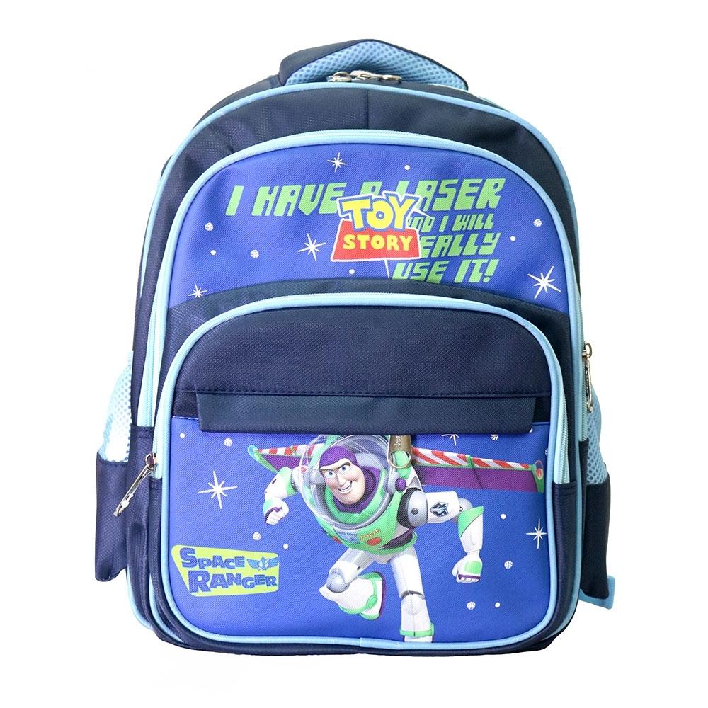 DF 童趣館 - 正版迪士尼多款熱門明星多口袋輕量減壓後背包 product image 1