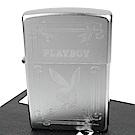ZIPPO 美系~Playboy-標誌圖案自動雕刻打火機