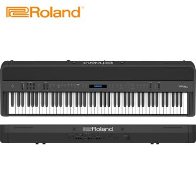 ROLAND FP-90X BK 旗艦型便攜式數位電鋼琴 黑色單主機款