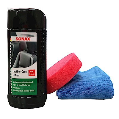 SONAX舒亮 真皮寶250ml-急速配