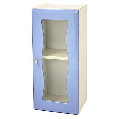 Aaronation 時尚塑鋼單門浴櫃 GU-C1009-1