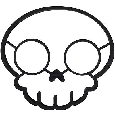 《KitchenCraft》Fred矽膠煎蛋器(骷髏頭)