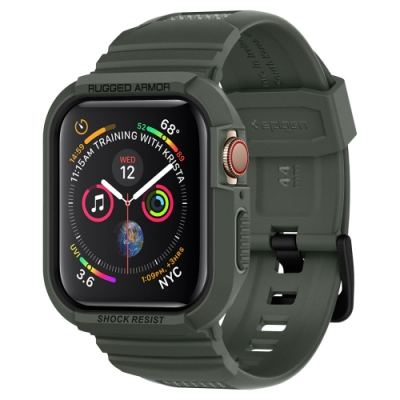 SGP Apple Watch S4 (44mm) Rugged Armor Pro防摔保護殼