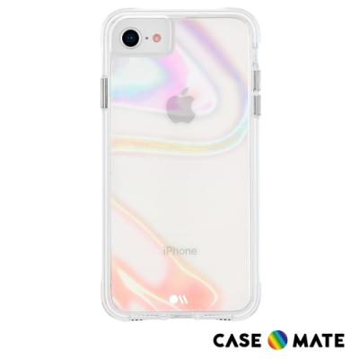 美國 Case●Mate iPhone SE (第二代) Soap Bubble 強悍防摔手機保護殼 - 幻彩泡泡