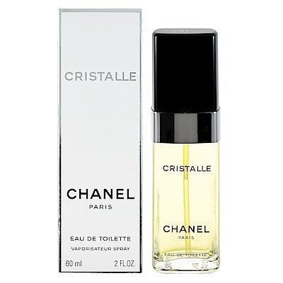CHANEL 香奈兒 Cristalle 淡香水 60ml