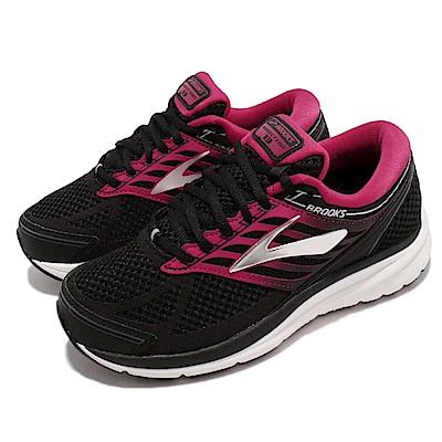 Brooks 慢跑鞋 Addiction 13 寬楦 運動 女鞋