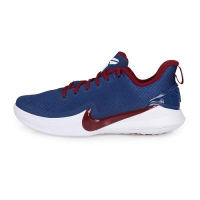 NIKE MAMBA FOCUS EP 男籃球鞋-訓練 藍紅白