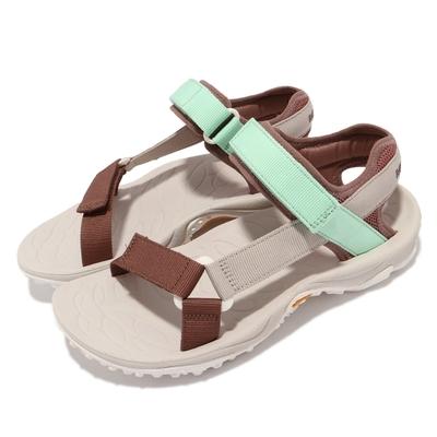 Merrell 涼鞋 Kahuna Web 女鞋 織帶 避震墊片 穩定 舒適 棕 綠 ML002558