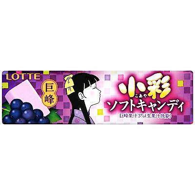 LOTTE樂天 小彩葡萄條糖(54g)
