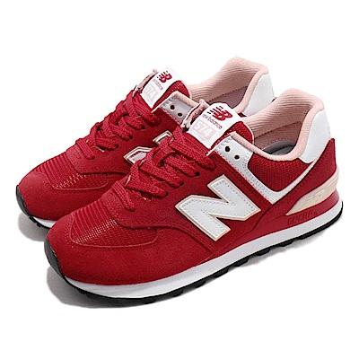 New Balance 休閒鞋 WL574VDRB女鞋