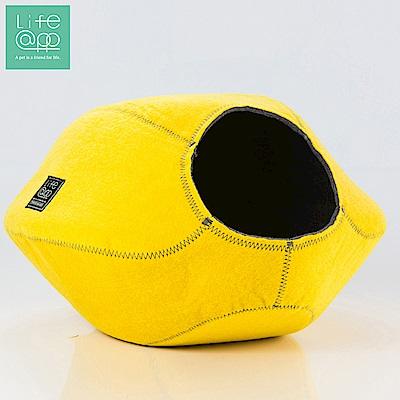 Lifeapp 寵愛貓窩-檸檬黃