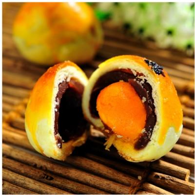 柯記鳳梨酥專賣店  棗泥蛋黃酥禮盒(12入)