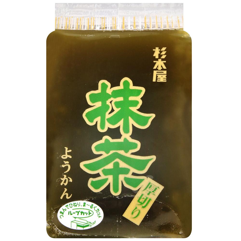杉本屋 厚切抹茶羊羹(150g)