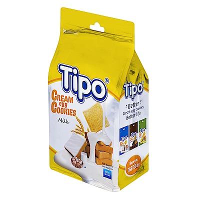 Tipo 雞蛋吐司餅-牛奶風味(135g)