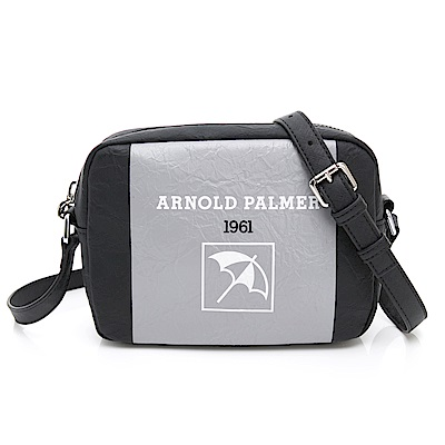 Arnold Palmer- 斜背包 UNIQUE系列-黑色