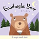 A Magic Torch Book:Goodnight Bear 小熊說晚安趣味膠片書 product thumbnail 1