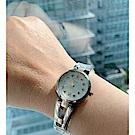 WIRED f 東京假期晶鑽女錶(AY8015X1)-米色x雙色版/26mm